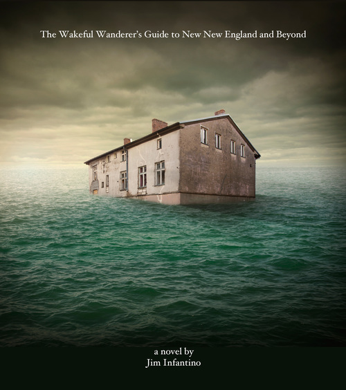 Cover of The Wakeful Wanderer039s Guide to New New England and Beyond