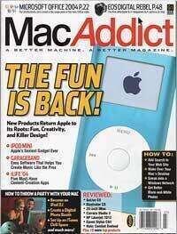 JBE featured in Mac Addict - AGAIN!
