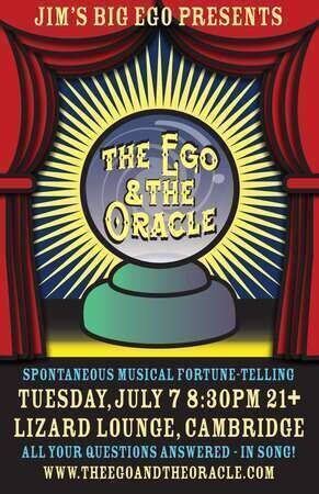 The Ego amp The Oracle Returns