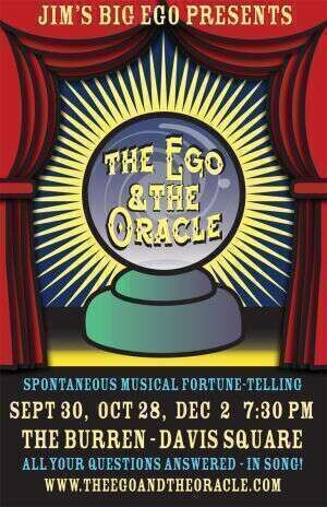 The Ego amp The Oracle Continues This Fall