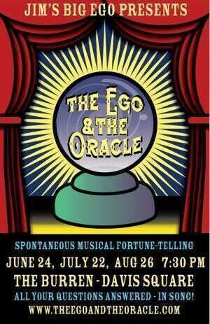 The Ego amp The Oracle Returns to the Burren This Summer