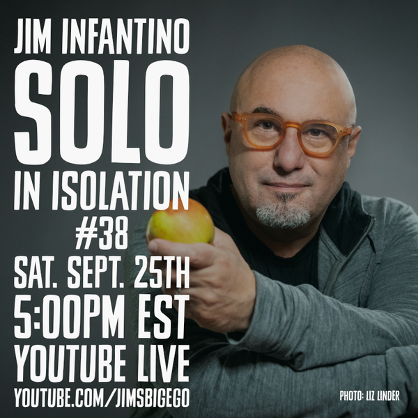 Solo In Isolation 38 Poster