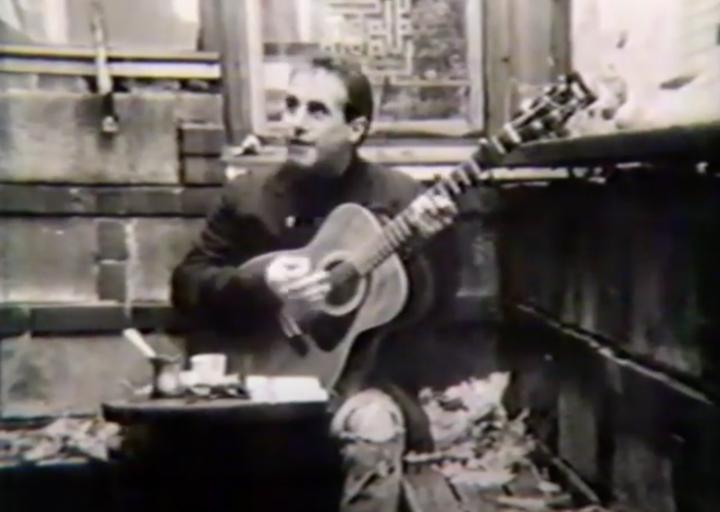 1990s Jim In Cafe Algiers