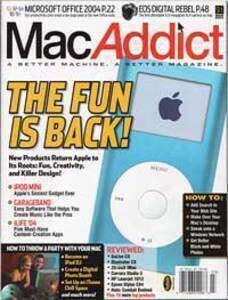 br JBE featured in Mac Addict  AGAIN